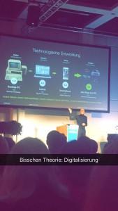 Theorie: Was bringt die digitale Zukunft?