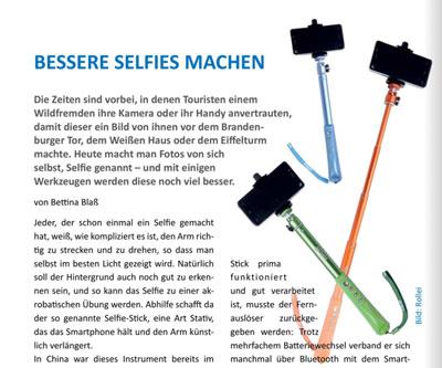 Screenshot Selfiestange