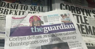Britische Medien am Montag