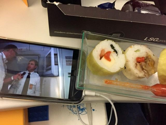 Sushi zu technischen Informationen