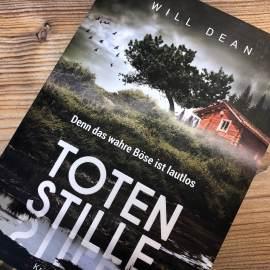 Buchcover: Totenstille