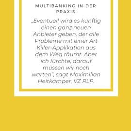 Neuer Beitrag: Multibanking auf aktiv-online.de