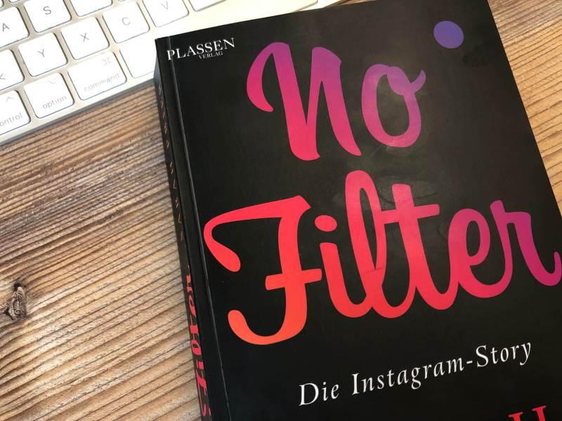 No Filter - ein weiteres Buch über Instagram