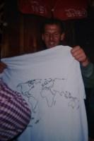 Sarah und Philipp's Travel Shirt <3