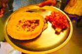 Panir (Kässe) Curry im Norden Indiens