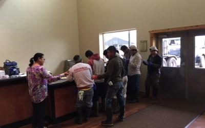 Matsche Farms Provides Free Flu Shots to Employees