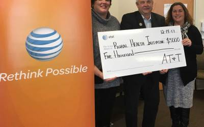 AT&T Funding to Support Efforts to Combat Rise of Obesity, Diabetes