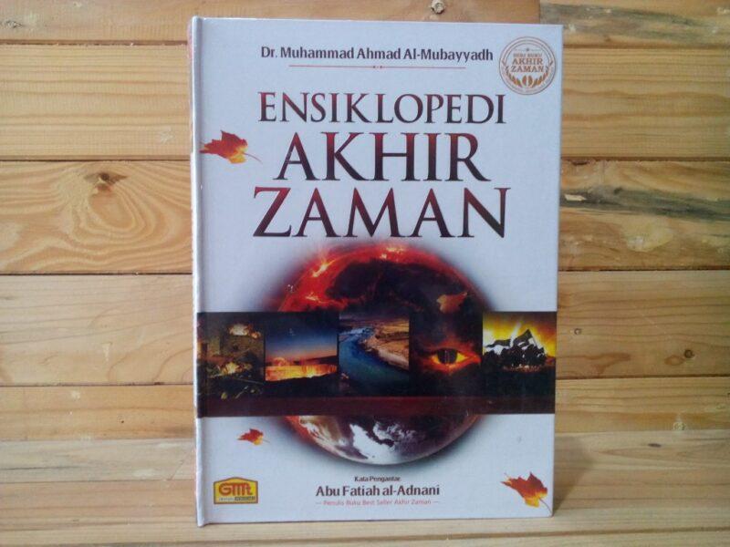 Buku Ensiklopedi Akhir Zaman Ustadz Zulkifli