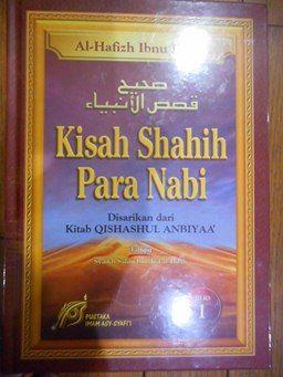Kisah Shahih Para Nabi Jilid 1 - Ibnu Katsir - Pustaka Imam Asy Syafii