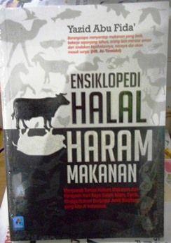 Ensiklopedi Halal Haram Makanan - Yazid Abu Fida' - Penerbit Pustaka Arafah
