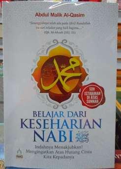 Belajar Dari Keseharian Nabi - Abdul Malik Al Qasim - Penerbit Inas Media