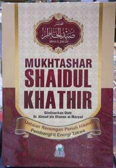 Mukhtashar Shaidul Khatir - Ibnul Jauzi - Penerbit Darul Haq