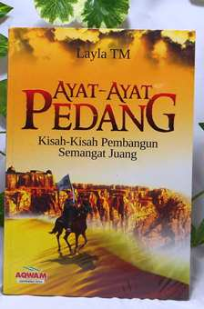 Ayat Ayat Pedang - Layla TM - Penerbit Aqwam