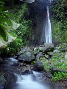 Air Terjun Cibodas - Kebun Raya Cibodas