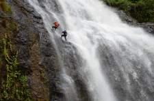curug cikondang rappeling canyoning 3