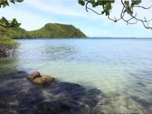 pulau pahawang, pulau pahawang lampung selatan, pemandangan pulau pahawang
