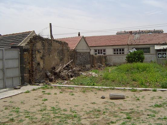 Remains of Lottie Moon's School for Girls in Penglai, China.