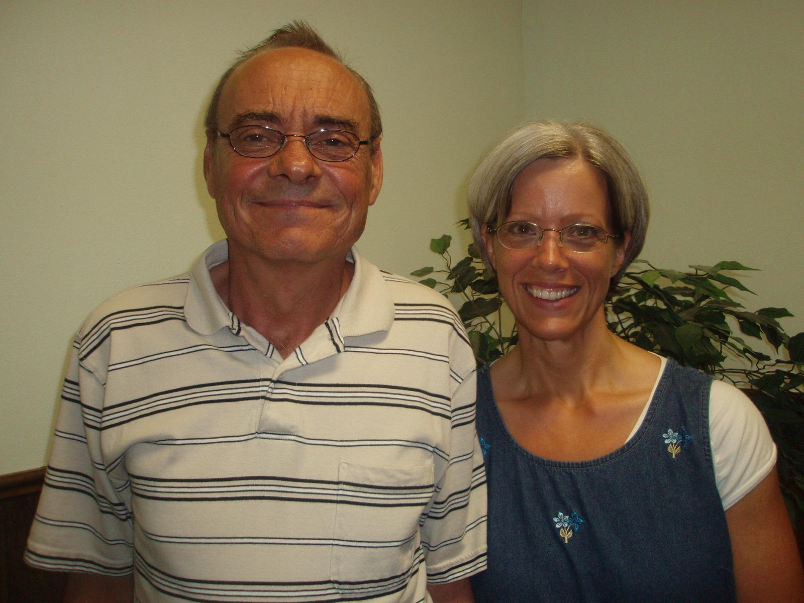 Tom & Leslie Roberts