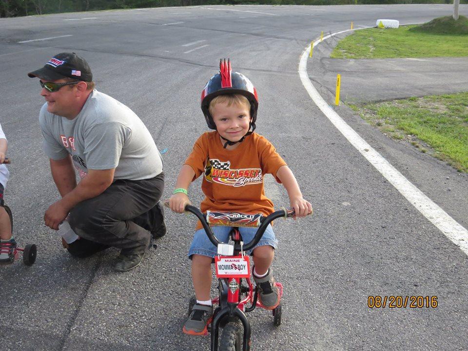 Kids Club News Wiscasset Speedway