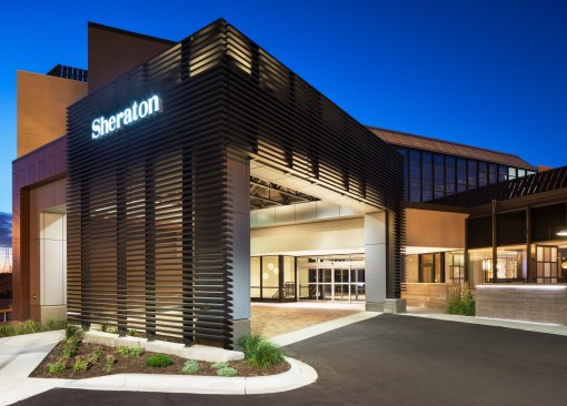 SHERATON BLOOMINGTON HOTEL <br>Bloomington, MN