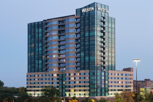 THE WESTIN EDINA GALLERIA <br>Edina, MN