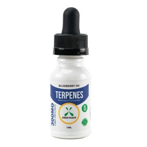 Green Roads CBD Oil Infused With Terpenes - Blueberry OG
