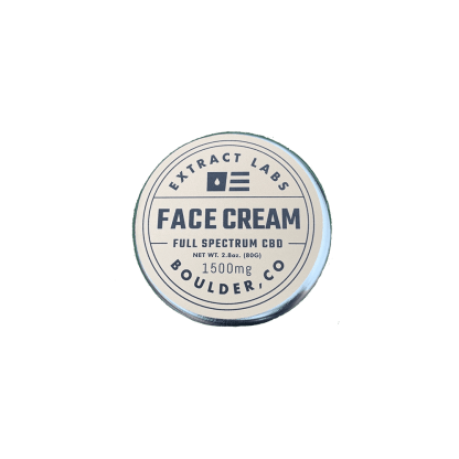 Extract Labs Face Cream 1500mg