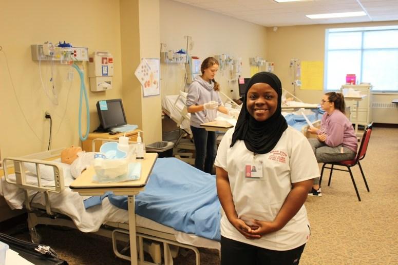 Aliyah_Love_nursing_lab