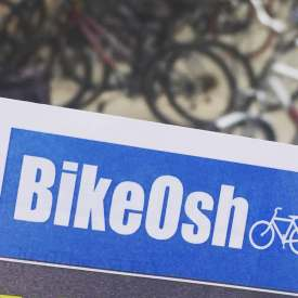 BikeOsh logo