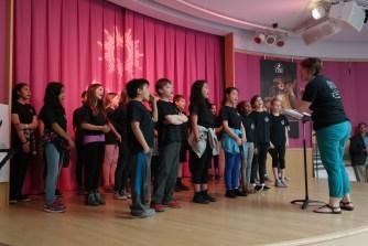 Lincoln Elementary School Choir
