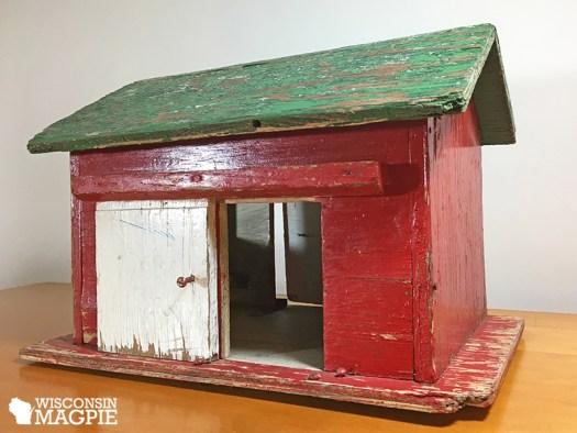 vintage wood barn