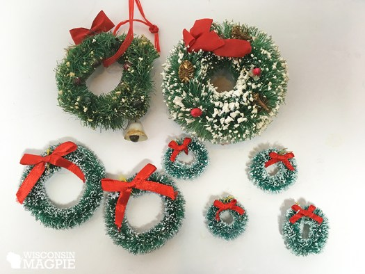 toy wreaths