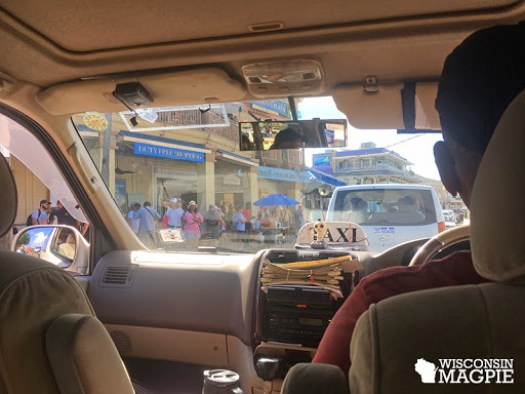 taxi in George Town