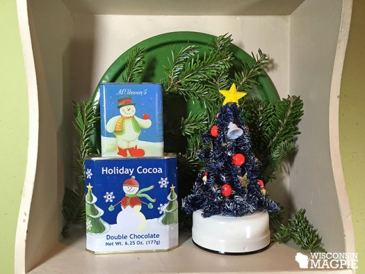 Creating a Christmas vignette
