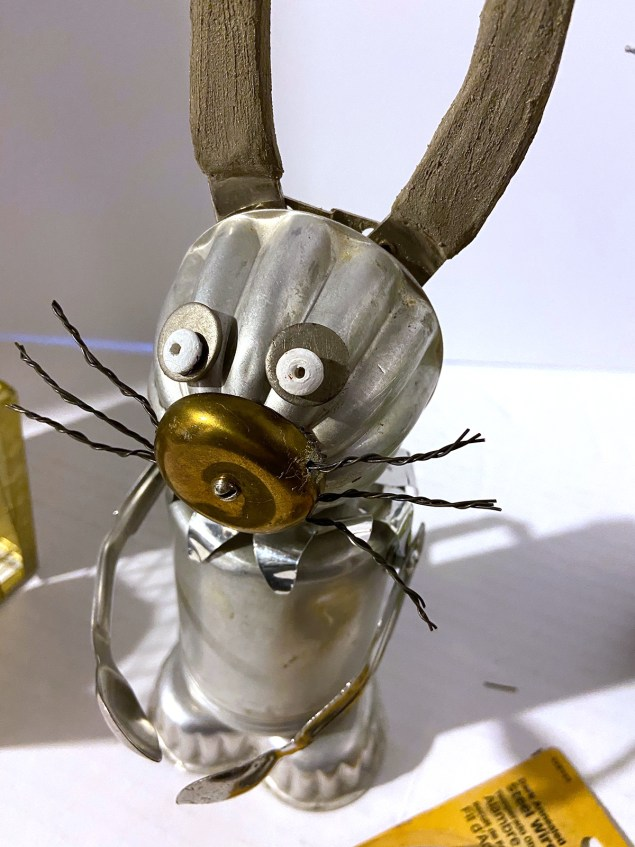 completed junk rabbit