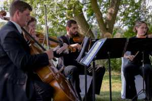 Find Us at Kletszch Park: Dream City Strings @ Kletszch Park