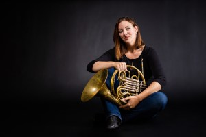 Symposium of Sound: Horn Ensemble Music with Allison Schweitzer @ The Little Red Store