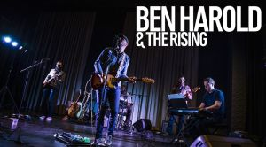 Nō Studios Unplugged with Ben Harold & the Rising @ Online