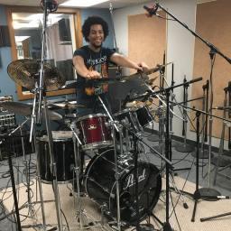 Studio Drums