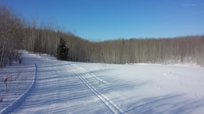 Jack Lake Ski Trail