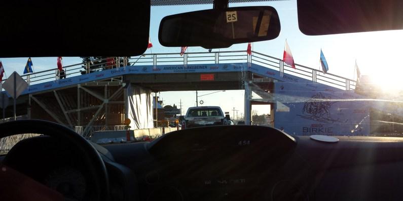 Birkie International Bridge Drive