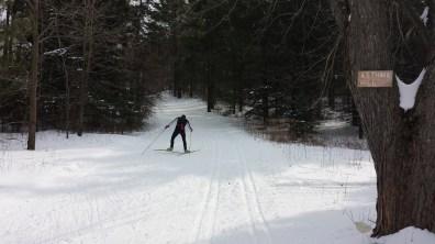 Lapham Peak Ski Trail