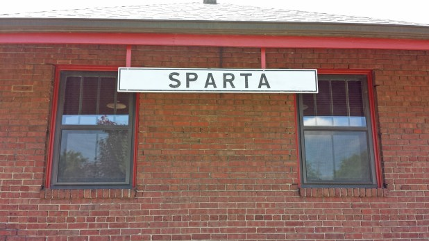 Sparta-Depot-Sign