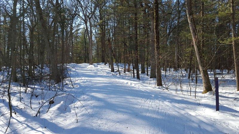 Mirror Lake State Park Trail
