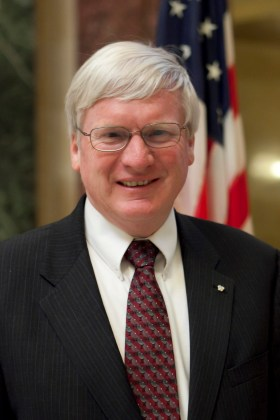 Republican Glenn Grothman, Wisconsin's newly elected member of Congress, enjoyed a four-to-one funding advantage over his Democratic opponent.