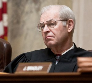 Photo of Justice David Prosser