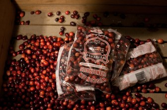 With a large increase nationwide in cranberry production, growers and industry leaders are trying to boost exports and add cranberry products to the National School Lunch Program, among other strategies.