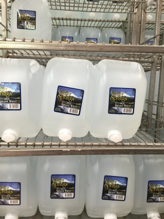Some residents of northeastern Wisconsin drink bottled water because of high arsenic levels in their private water wells. Based on statewide testing, residents in an estimated 22,560 Wisconsin homes may be drinking unsafe levels of arsenic.