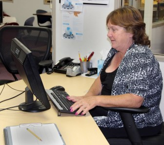 """June Johnson, a Northport resident, attended but did not graduate from Madison East High School. Years later, she earned her high school equivalency degree through the learning center's program. She describes the center as a """"great salvation for some people."""""""