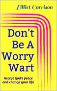 DON'T BE A WORRY WART BOOK COVER